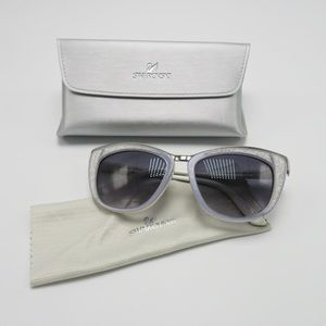 Swarovski Diva Cat Eye Sunglasses
